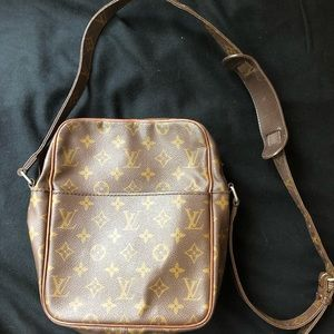 Louis Vuitton Marceau Crossbody vintage pre 80s